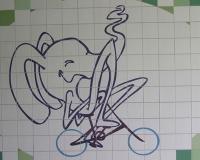 fietstunnelfant
